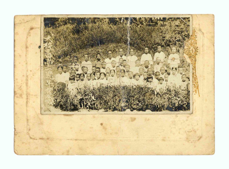 대교서당 1주년 기념 사진